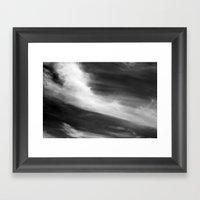 Sky Daze Framed Art Print