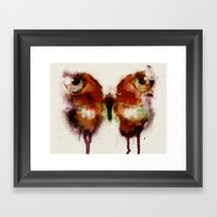 Wallflower  Framed Art Print
