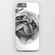 The Pug G123 Slim Case iPhone 6s