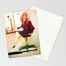 Secretary Stationery Cards