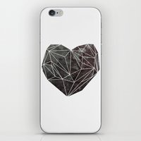 Heart Graphic 4 iPhone & iPod Skin