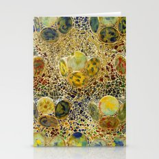 Gaudì Yellow Fantasy Stationery Cards