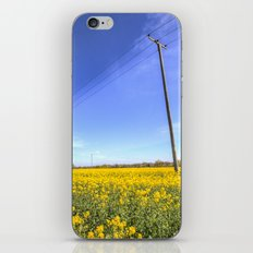 Summer English Farm iPhone & iPod Skin
