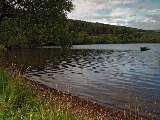 Loch Avich 3 Art Print