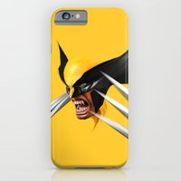 BLACK AND YELLOW iPhone 6 Slim Case