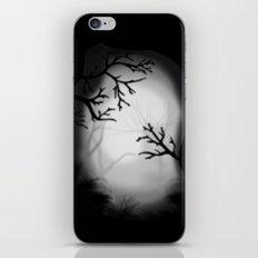 Dark paysage iPhone & iPod Skin
