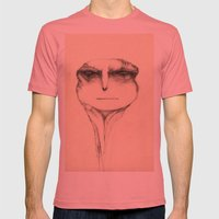 Lord Mens Fitted Tee Pomegranate SMALL