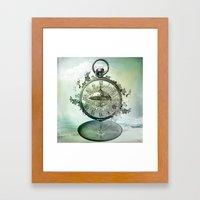 Timeless Flow Framed Art Print