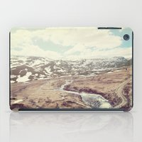 Norwegian Landscape iPad Case