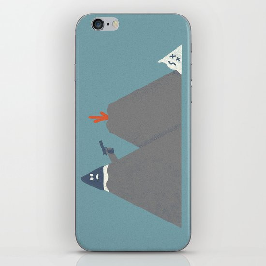 Snow Capped iPhone & iPod Skin