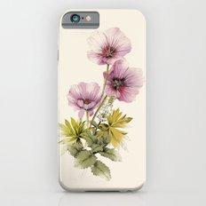 Geranium & Gardenmint iPhone 6 Slim Case