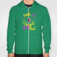 Legend Of Zelda Seek And… Hoody