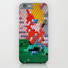 Geometric Wood Slim Case iPhone 6s