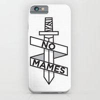 NO MAMES iPhone 6 Slim Case