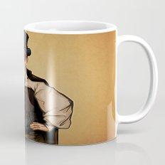 Steampunk Lady Mug
