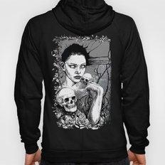 Skull Girl Nouveau Hoody