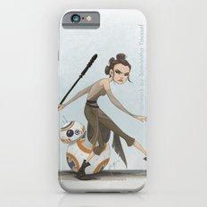 Rey & BB-8 iPhone 6 Slim Case