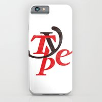 iPhone & iPod Case featuring Type by Andrei Robu