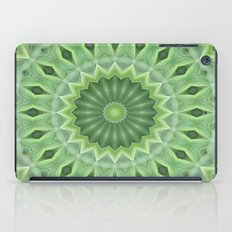 Green Beauty iPad Case