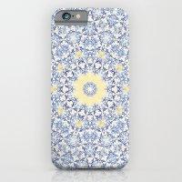 iPhone & iPod Case featuring Deep States (Mandala) by Elias Zacarias