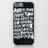 GET BACK IN THE BOX iPhone 6 Slim Case