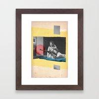 Sharp Shot Shooting Framed Art Print