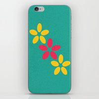 Summer colors iPhone & iPod Skin