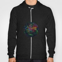 Flower Of Life In The Un… Hoody