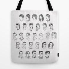 Time May Change Me Tote Bag