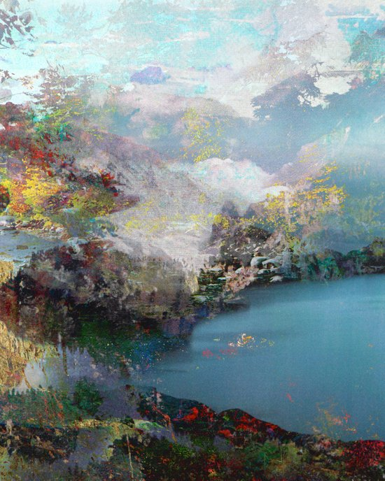 Untitled 20120315e (Landscape) Art Print