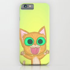 HAPPY CAT iPhone 6 Slim Case