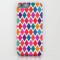 iPhone & iPod Case featuring Party Colors by Msimioni