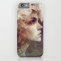 iPhone & iPod Case featuring Petal by Anna Dittmann