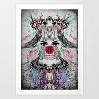 XLOVA1 Art Print