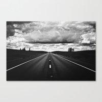 Serendipitous Symmetry Canvas Print