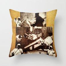 OSWG Insurrection. Throw Pillow
