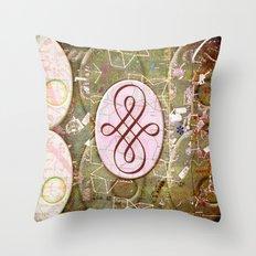 Karen (#TheAccessoriesSeries) Throw Pillow