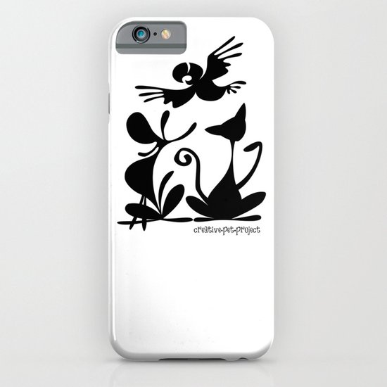 Pet Logo iPhone & iPod Case