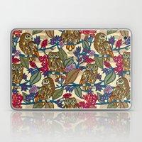 My boobooks owls.  Laptop & iPad Skin