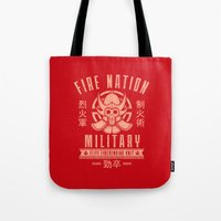 Fire is Fierce Tote Bag
