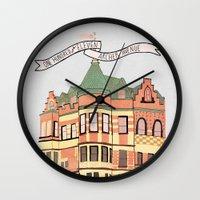 Archer Avenue Wall Clock