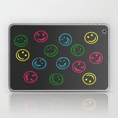 Happy Faces Laptop & iPad Skin