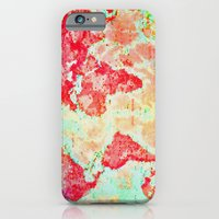 iPhone & iPod Case featuring Oh, The Places We'll Go... by ALLY COXON
