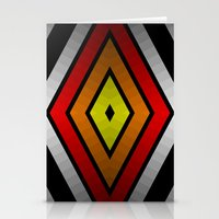 Rhombus Stationery Cards