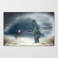 Little Wonder Canvas Print
