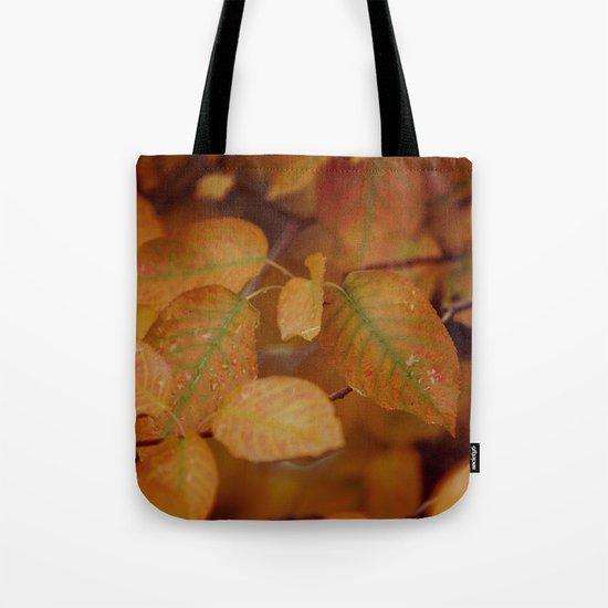 vibrance, fading Tote Bag