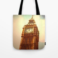 Big Ben I Tote Bag