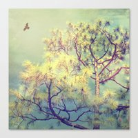 Every Day Is A Journey Canvas Print