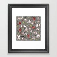 Neuron Nerd Framed Art Print