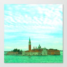 Venice. Just another photo. Canvas Print